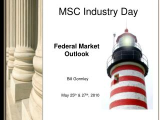 Federal Market Outlook