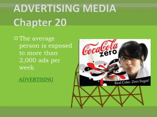 ADVERTISING MEDIA Chapter 20