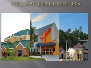 Inner west building solutions