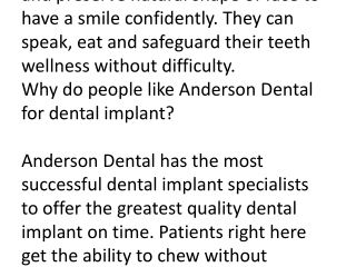 dental implants kennewick
