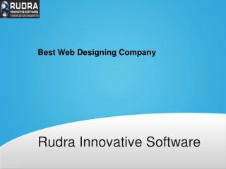 Best web designing services india