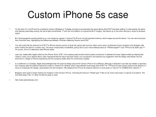 Select iPhone 5