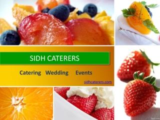 wedding caterer in Delhi Ncr