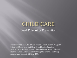health effects of lead