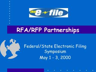 RFA/RFP Partnerships