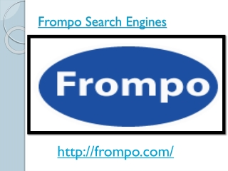 Frompo Search videos
