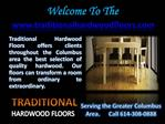 Columbus Hardwood Floors- Laminate Flooring- Bamboo Flooring