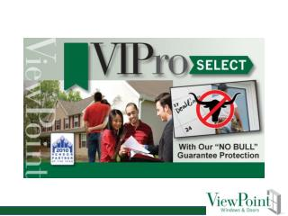What is it? A simple to use customizable program that is designed to enable the remodeling customer to locate, attract a
