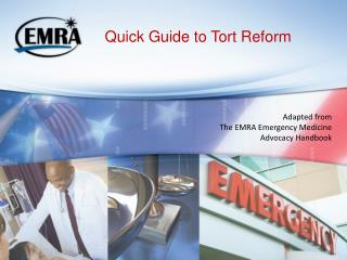 Quick Guide to Tort Reform