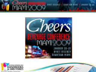Beverage Alcohol Trends In a Recessionary Environment  January 20-21, 2009 Presenter:  Eric Schmidt,  Manager of Informa