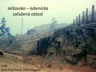 Jelšavsko – lubenícka zaťažená oblasť