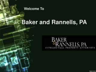 Baker and Rannells, PA
