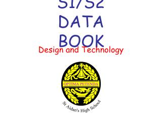S1/S2 DATA BOOK