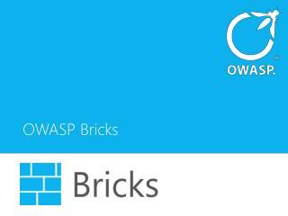 OWASP Bricks