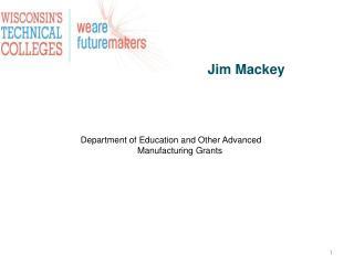 Jim Mackey