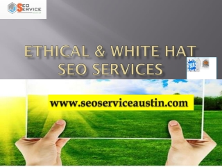 We provide quality oriented solutions that help you.