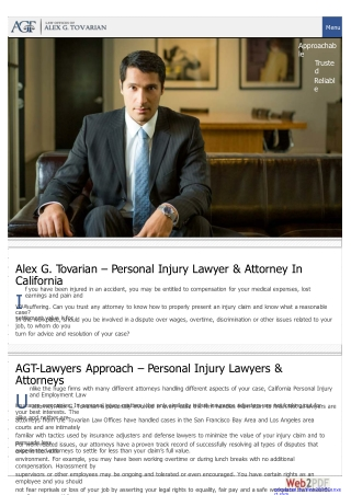 AGT Lawyers - Personal Injury Lawyer