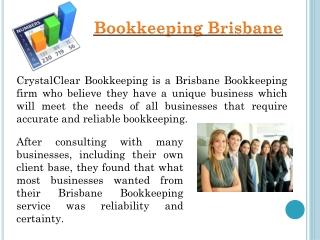 Brisbane Bookkeeping