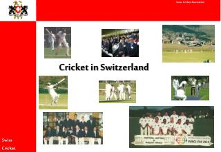 Cricket in Switzerland
