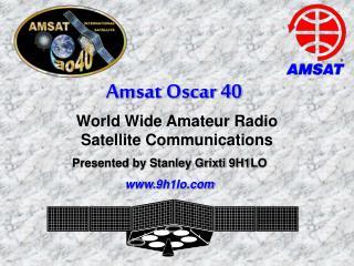 Amsat Oscar 40