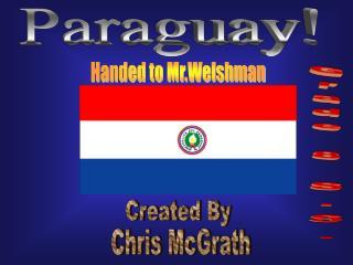 Paraguay!