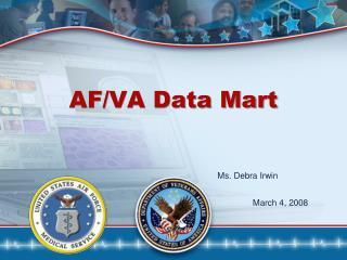 AF/VA Data Mart