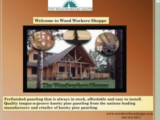 Woodworkers Shoppe