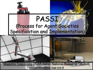 PASSI (Process for Agent Societies Specification and Implementation)