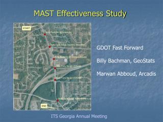 MAST Effectiveness Study