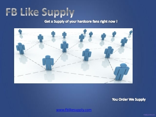 Get a supply of your hardcore fans right now @fblikesupply.c