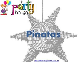 Kids Pinatas