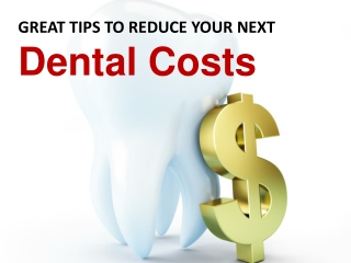 Dental Costs in Australia – Tips to Reduce Your Dental Costs