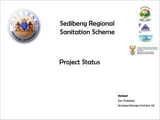 Contact Sam Shabalala Municipal Manager: Emfuleni LM