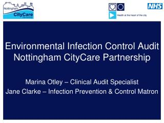 Environmental Infection Control Audit Nottingham CityCare Partnership