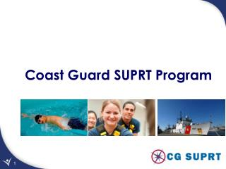 Coast Guard SUPRT Program