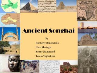 Ancient Songhai