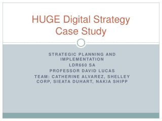 Case Study Austin, Texas