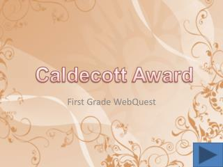 First Grade WebQuest