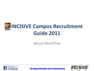 campus recruitment-company profile-mindtree