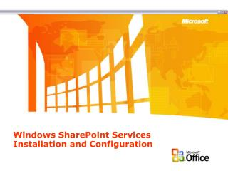 Windows SharePoint Services Installation and Configuration