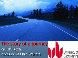 The story of a journey
