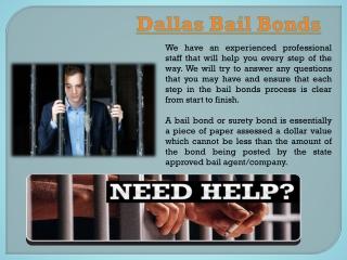 Dallas Surety Bond