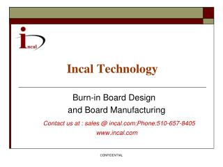 Incal Technology