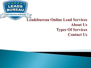 Get Verified Leads Within 24 Hours