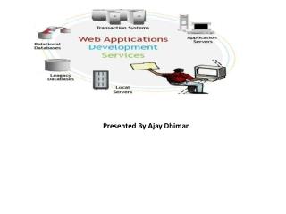 Web applications Company