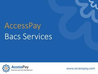 AccessPay Bacs Services
