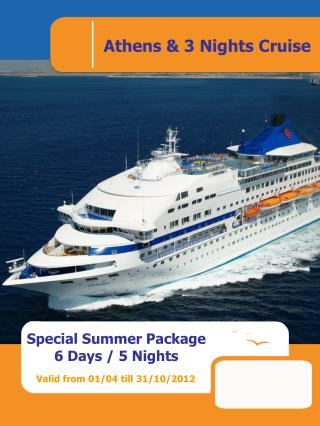 Athens & 3 Nights Cruise