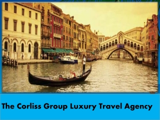 The Corliss Group Travel: BARCELONA TRAVEL GUIDE