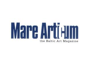 MARE ARTICUM - The Baltic Net