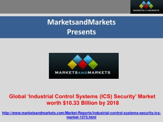 Industrial Control Systems Security Market